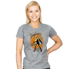 PUUUUUUNCH! - Womens - T-Shirts - RIPT Apparel