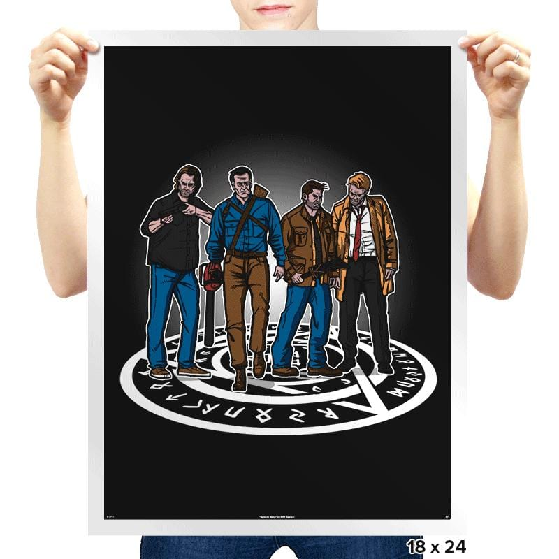 The Hunting Party - Prints - Posters - RIPT Apparel
