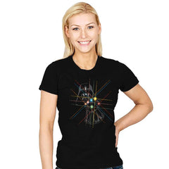 Infinity Galaxy - Womens - T-Shirts - RIPT Apparel