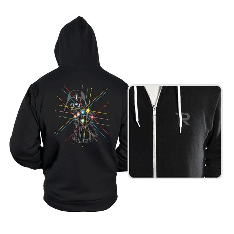 Infinity Galaxy - Hoodies - Hoodies - RIPT Apparel