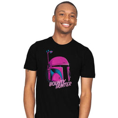 Bounty Hunter 80's - Mens - T-Shirts - RIPT Apparel