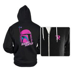 Bounty Hunter 80's - Hoodies - Hoodies - RIPT Apparel