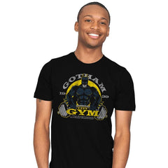 Gotham Gym - Mens - T-Shirts - RIPT Apparel