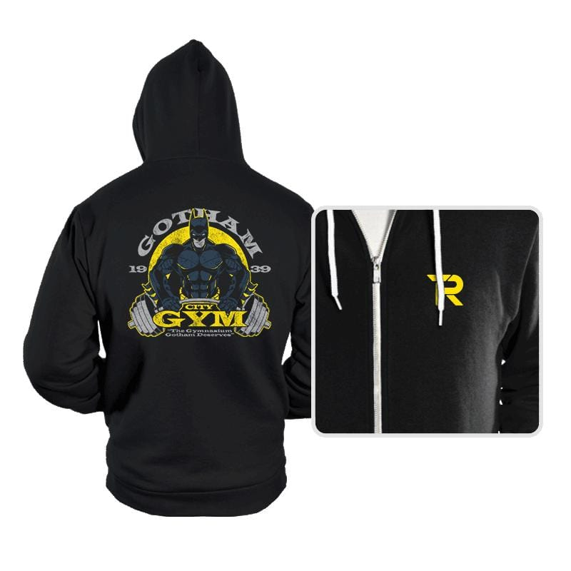 Gotham Gym - Hoodies - Hoodies - RIPT Apparel