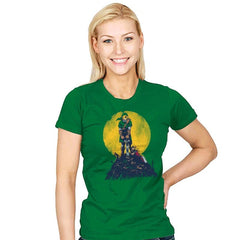 VICTORY - Womens - T-Shirts - RIPT Apparel
