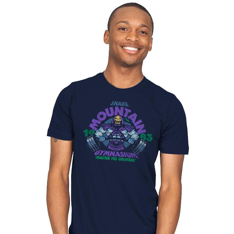 Snake Mountain Gym Exclusive - Mens - T-Shirts - RIPT Apparel