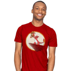 Pokeking - Mens - T-Shirts - RIPT Apparel