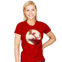 Pokeking - Womens - T-Shirts - RIPT Apparel
