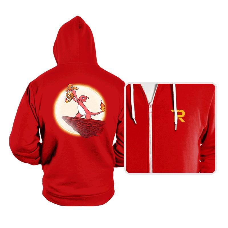 Pokeking - Hoodies - Hoodies - RIPT Apparel