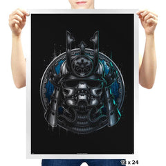 Samurai Trooper - Prints - Posters - RIPT Apparel
