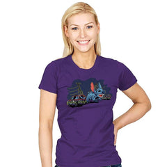 Experiment Park - Womens - T-Shirts - RIPT Apparel