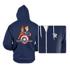 Future War - Hoodies - Hoodies - RIPT Apparel