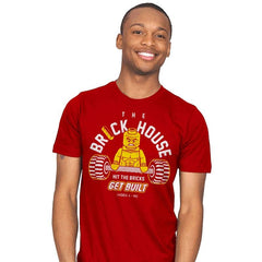 The Brickhouse - Mens - T-Shirts - RIPT Apparel