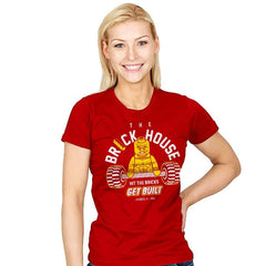 The Brickhouse - Womens - T-Shirts - RIPT Apparel