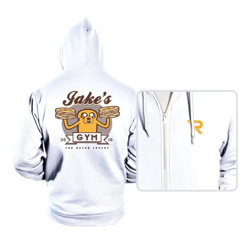 Bacon Lovers Gym - Hoodies - Hoodies - RIPT Apparel