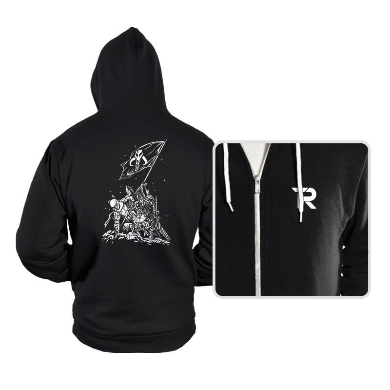 Rise Of The Bounty Hunters - Hoodies - Hoodies - RIPT Apparel