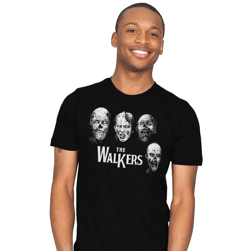 The Walkers - Mens - T-Shirts - RIPT Apparel