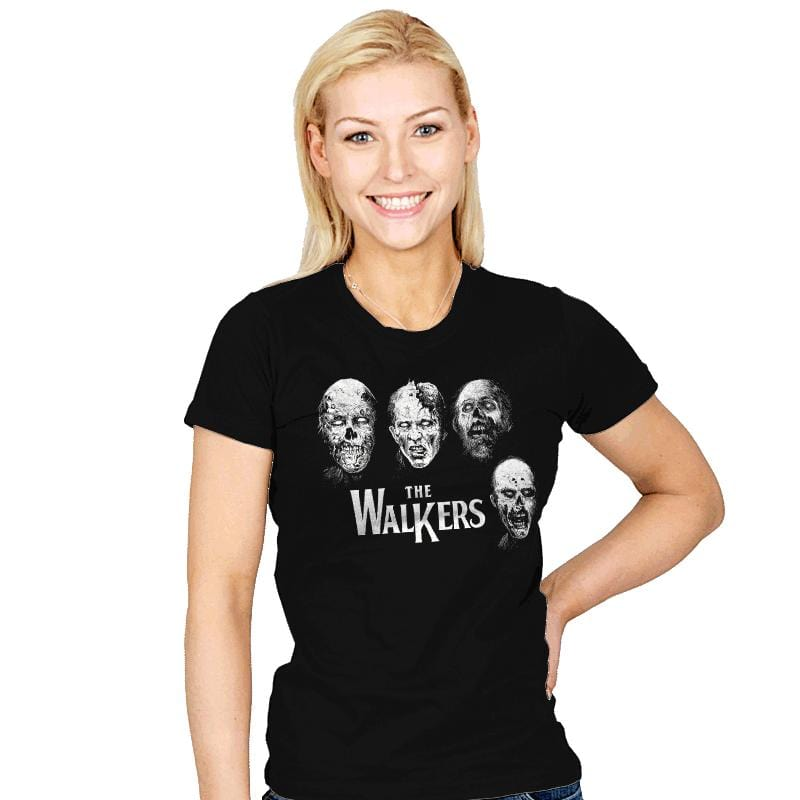 The Walkers - Womens - T-Shirts - RIPT Apparel