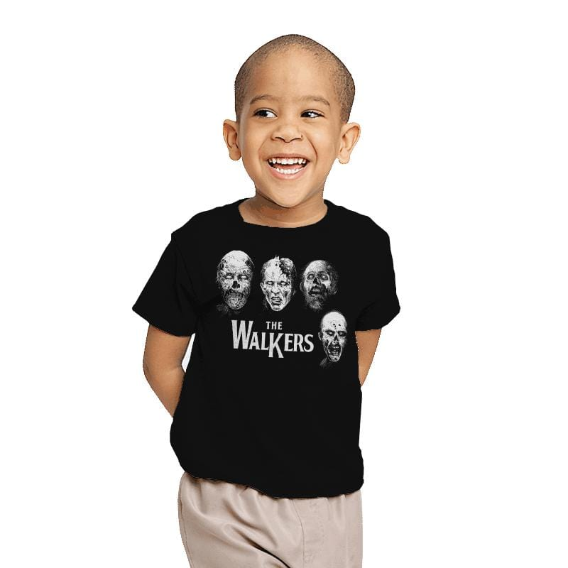 The Walkers - Youth - T-Shirts - RIPT Apparel