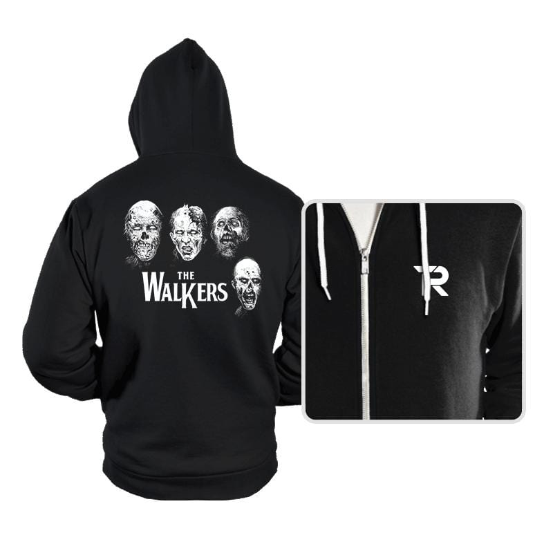 The Walkers - Hoodies - Hoodies - RIPT Apparel