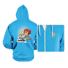 Sword of Omens in the stone - Hoodies - Hoodies - RIPT Apparel