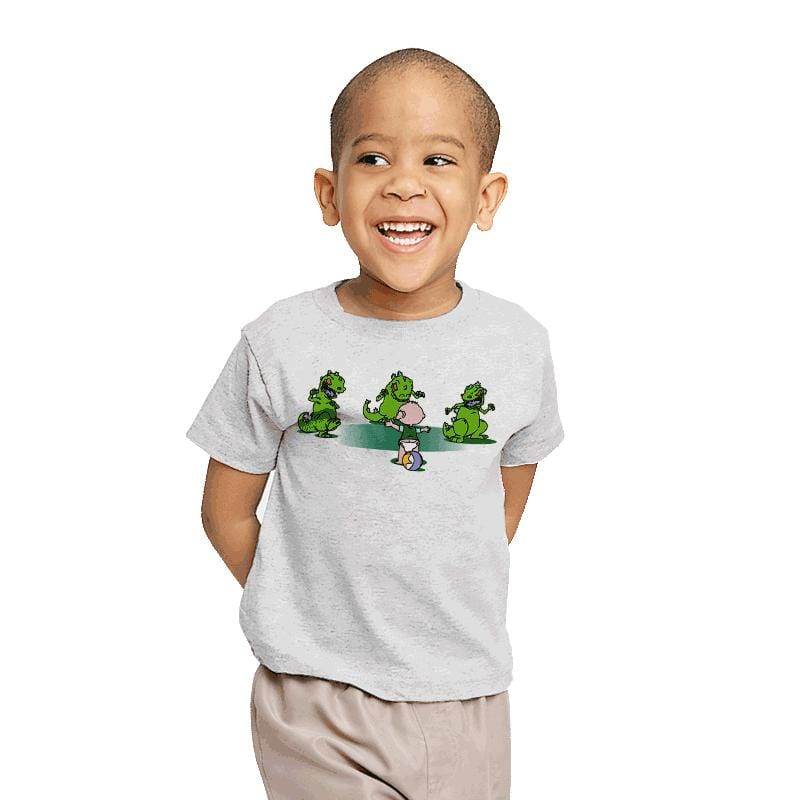 Jurassic Baby - Youth - T-Shirts - RIPT Apparel