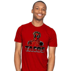 Tacos - Mens - T-Shirts - RIPT Apparel