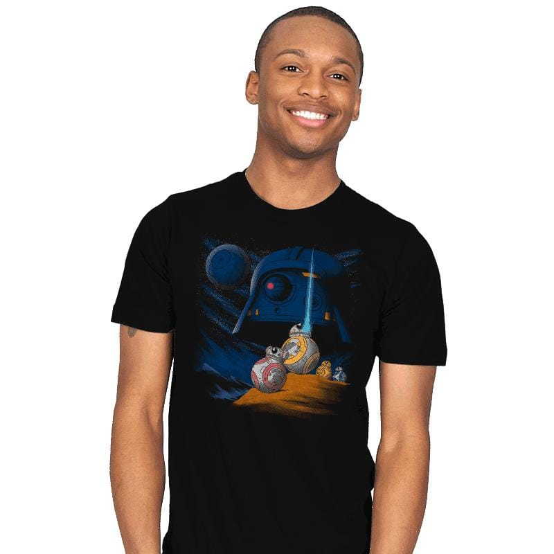 Episode Vll: A New Droid - Mens - T-Shirts - RIPT Apparel