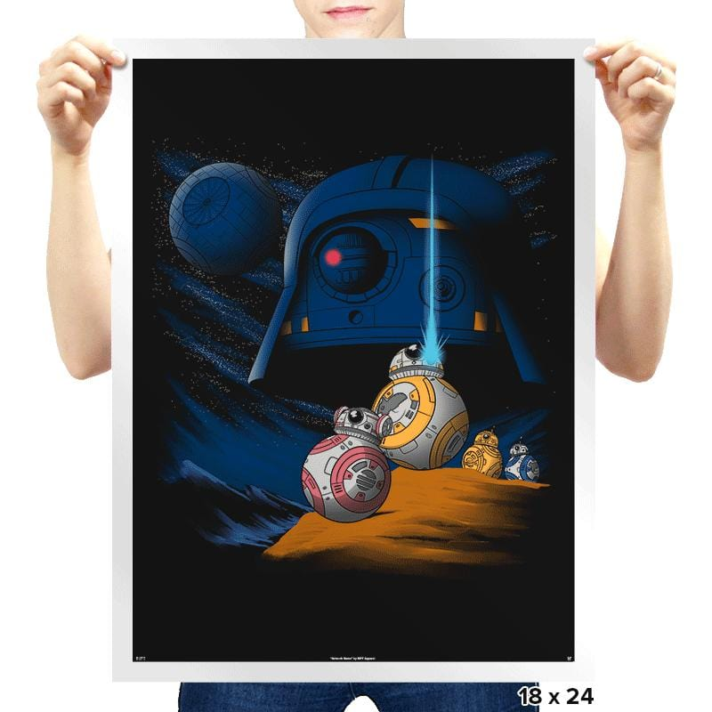Episode Vll: A New Droid - Prints - Posters - RIPT Apparel