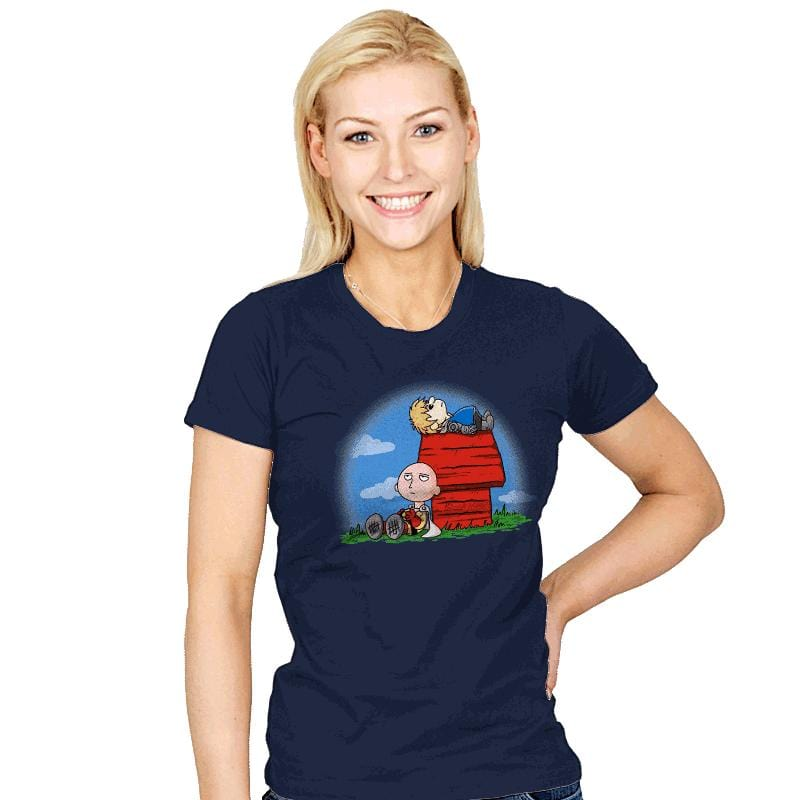 One Peanut Punch - Womens - T-Shirts - RIPT Apparel