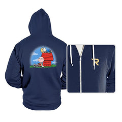 One Peanut Punch - Hoodies - Hoodies - RIPT Apparel