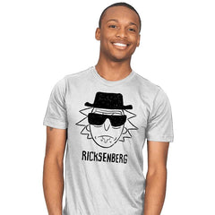 Ricksenberg - Mens - T-Shirts - RIPT Apparel