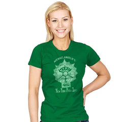 Michaelangelo's N.Y.P.D. - Womens - T-Shirts - RIPT Apparel