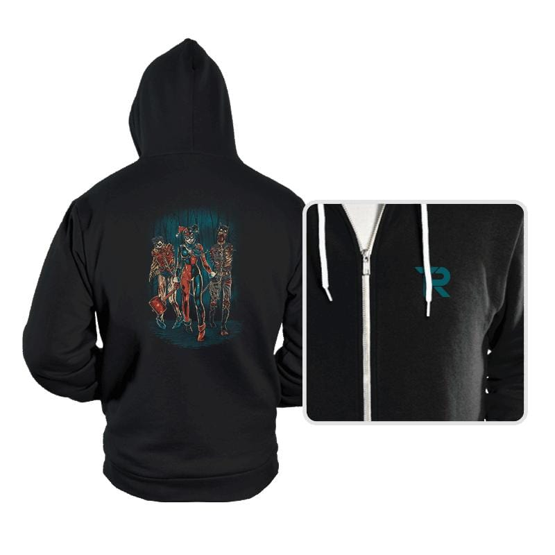 The Walking Caped Crusaders - Hoodies - Hoodies - RIPT Apparel