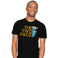 The Two Face - Mens - T-Shirts - RIPT Apparel