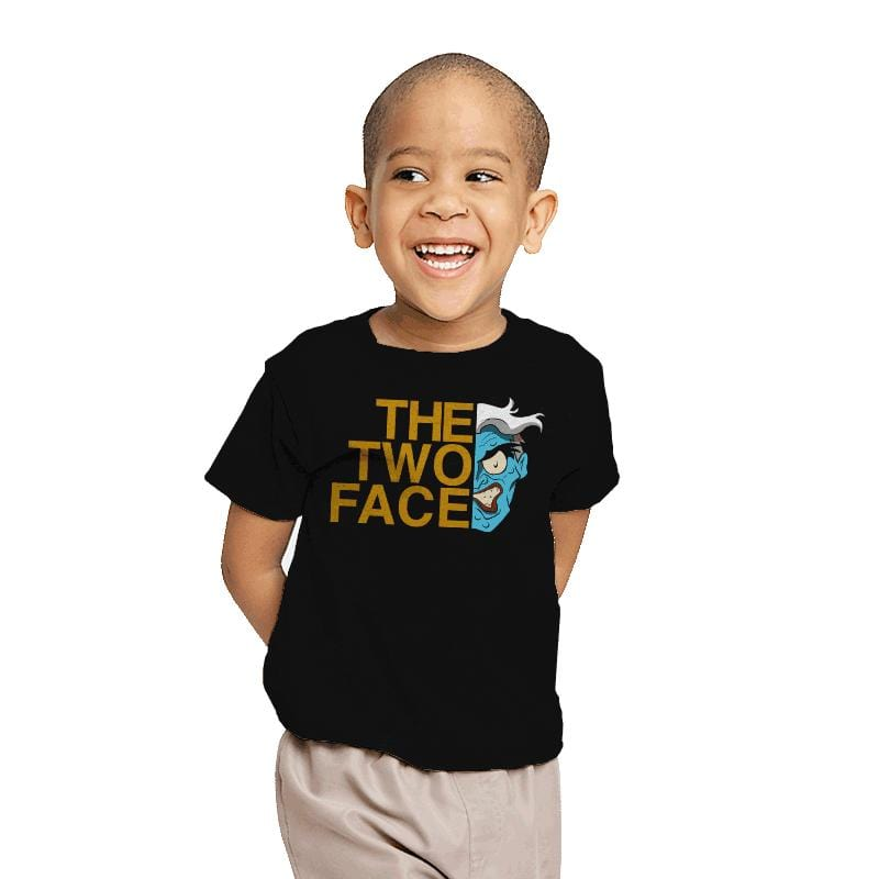 The Two Face - Youth - T-Shirts - RIPT Apparel