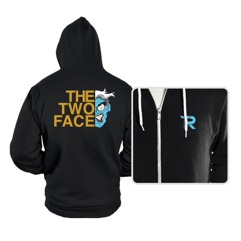 The Two Face - Hoodies - Hoodies - RIPT Apparel