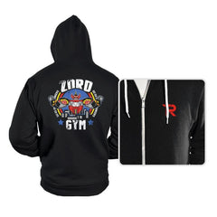 Zord Gym - Hoodies - Hoodies - RIPT Apparel