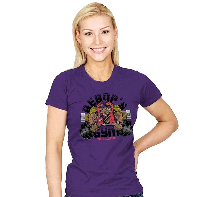Mutant Gym Exclusive - Womens - T-Shirts - RIPT Apparel