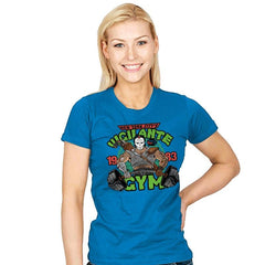 Vigilante Gym Exclusive - Womens - T-Shirts - RIPT Apparel