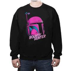 Bounty Hunter 80's - Crew Neck - Crew Neck - RIPT Apparel