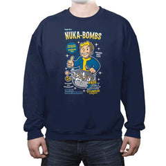 Nuka-Bombs - Crew Neck - Crew Neck - RIPT Apparel