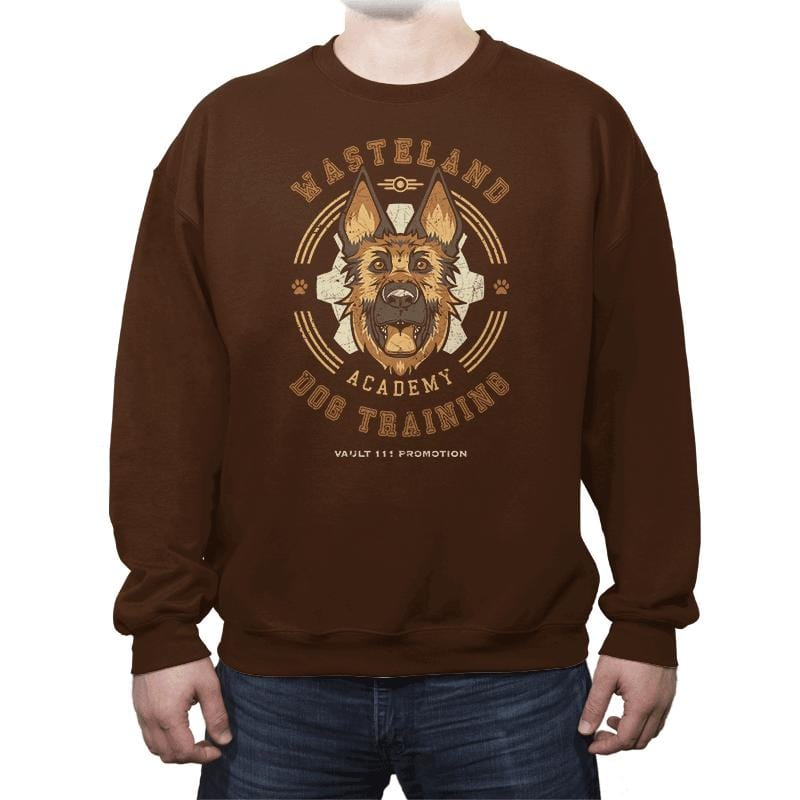 Dogmeat Training Academy - Crew Neck - Crew Neck - RIPT Apparel