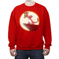 Pokeking - Crew Neck - Crew Neck - RIPT Apparel