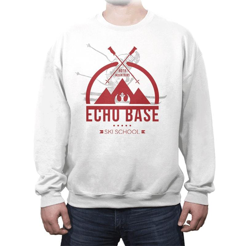 Ski School - Crew Neck - Crew Neck - RIPT Apparel