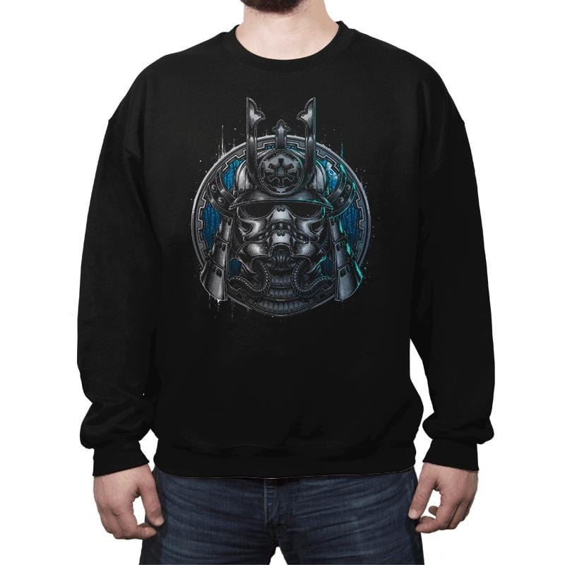 Samurai Trooper - Crew Neck - Crew Neck - RIPT Apparel