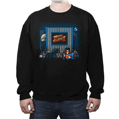 Heroes & Fighters - Crew Neck - Crew Neck - RIPT Apparel