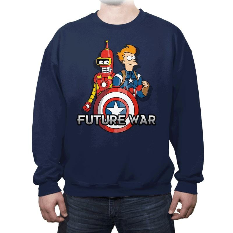 Future War - Crew Neck - Crew Neck - RIPT Apparel