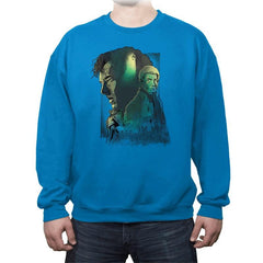 Come Into my Brain - Crew Neck - Crew Neck - RIPT Apparel