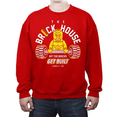 The Brickhouse - Crew Neck - Crew Neck - RIPT Apparel